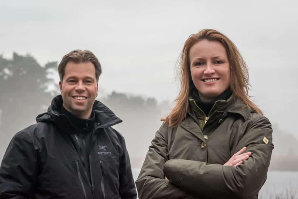 Wij zijn Frank en Yvonne van Bterelandschapsfoto, wij helpen jou aan betere natuurfoto's
