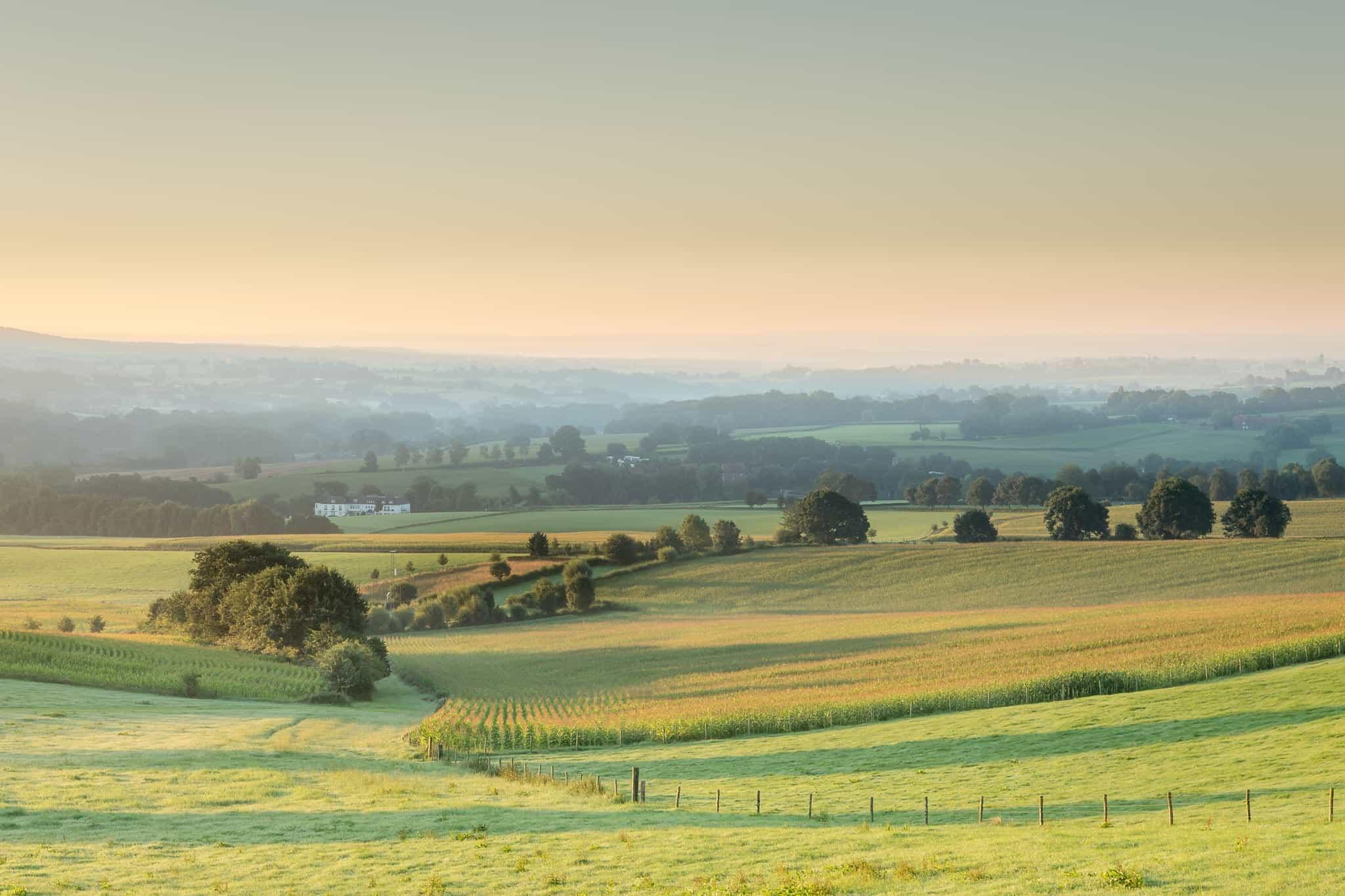 Workshop landschapsfotografie