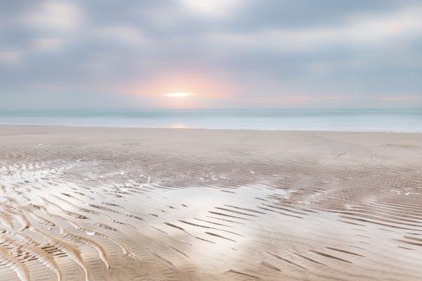 De perfecte kustfoto leren maken doe je door het water en en de kustlijn te lezen