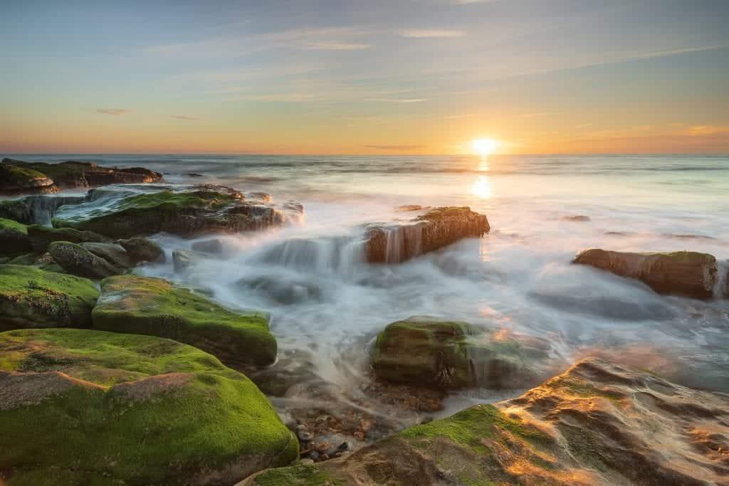 Waar kun je nou beter een workshop kustfotografie volgen dan aan de Franse Opaalkust