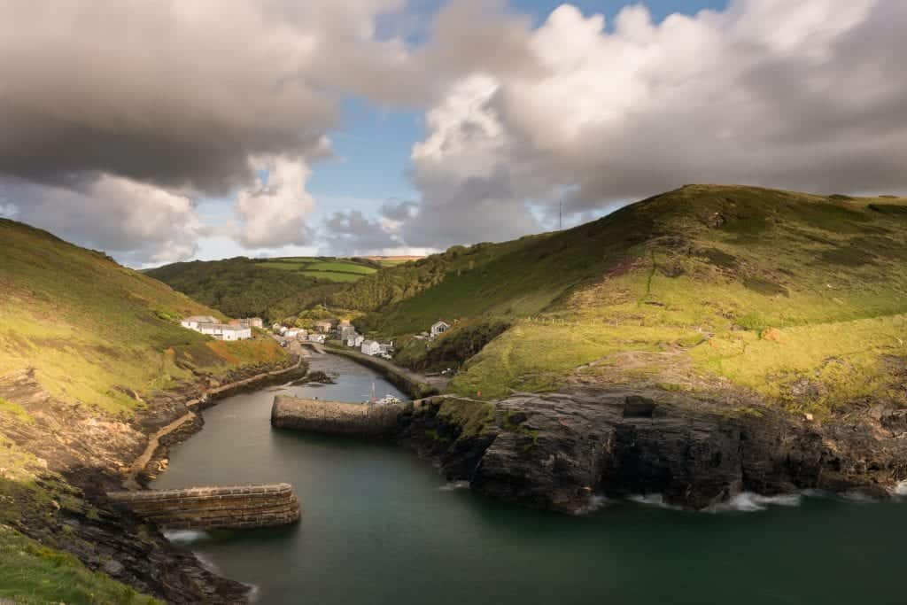 Cornwall is een prachtige plek om de mooiste natuurfoto's te maken
