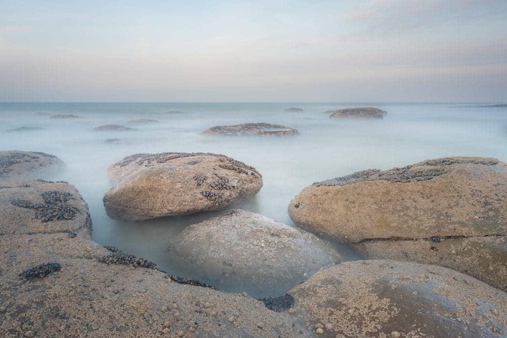 Zonsopkomst aan de Opaalkust