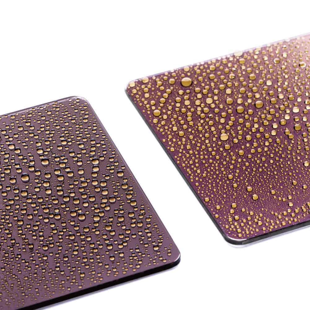 NiSi beschermt je filter aan twee kanten tegen water, stof en vuil
