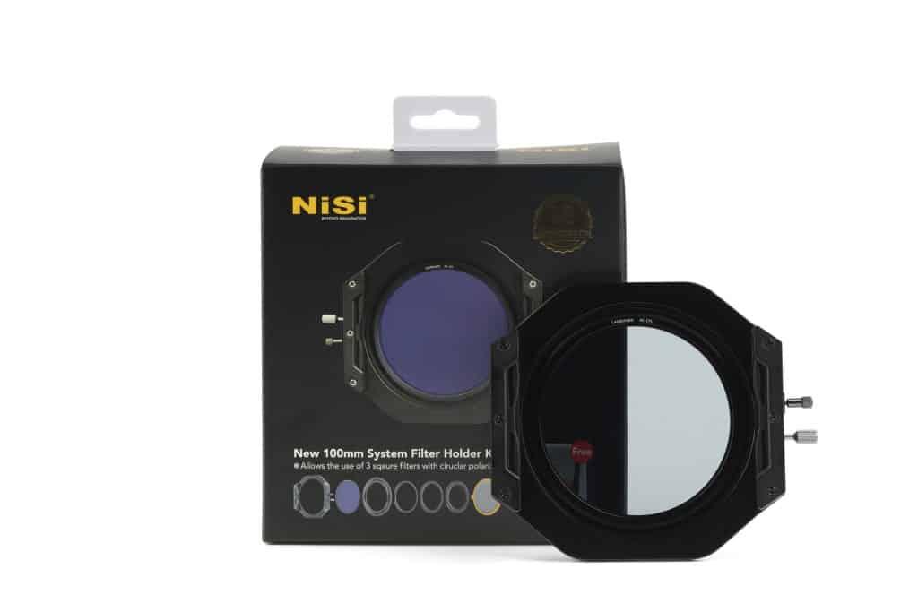 De NiSi V6 filterhouder