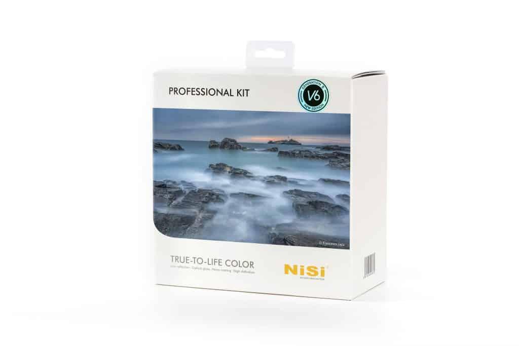 NiSi proffesional grijsverloop filter kit