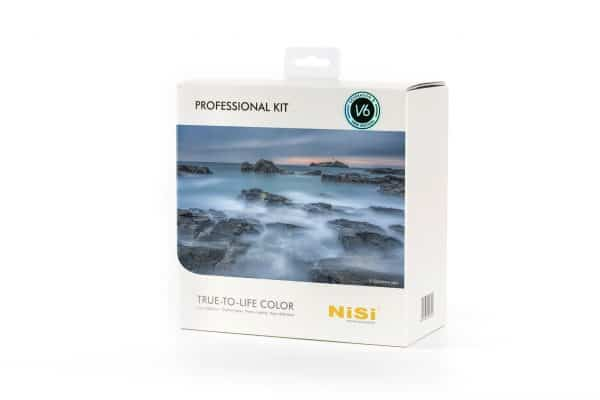 De NiSi professional kit is compleet