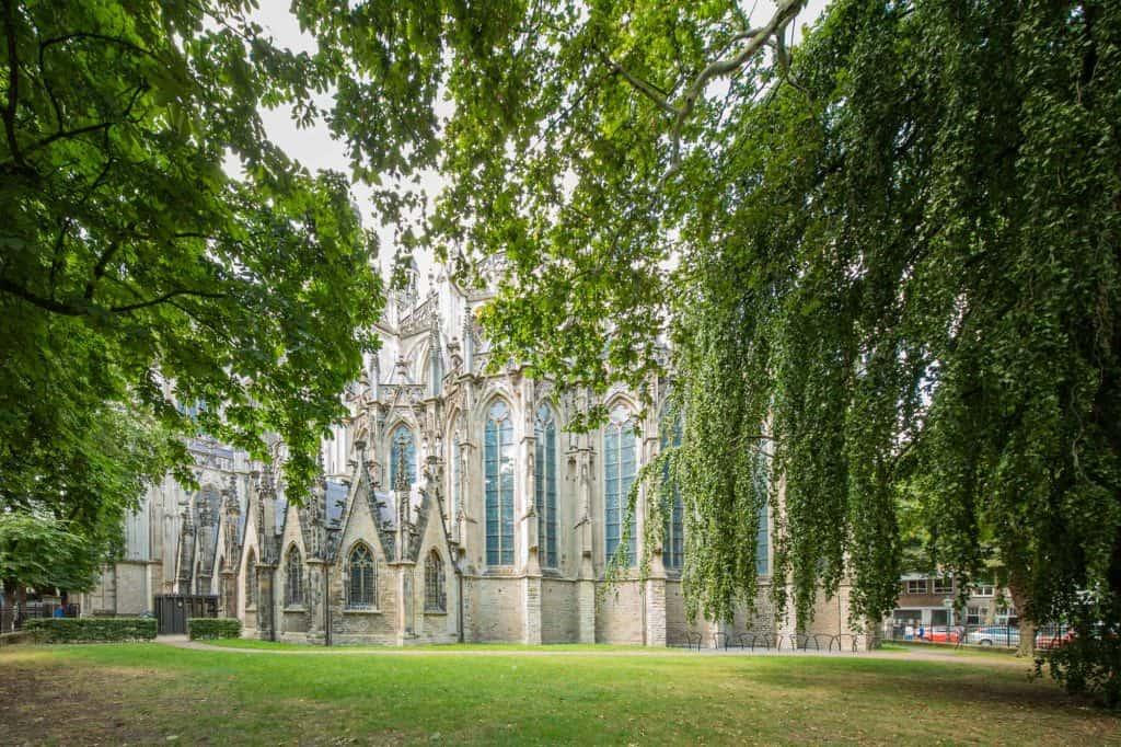 De Sint Jan in Den Bosch, gefotografeerd met de 10mm Samyang
