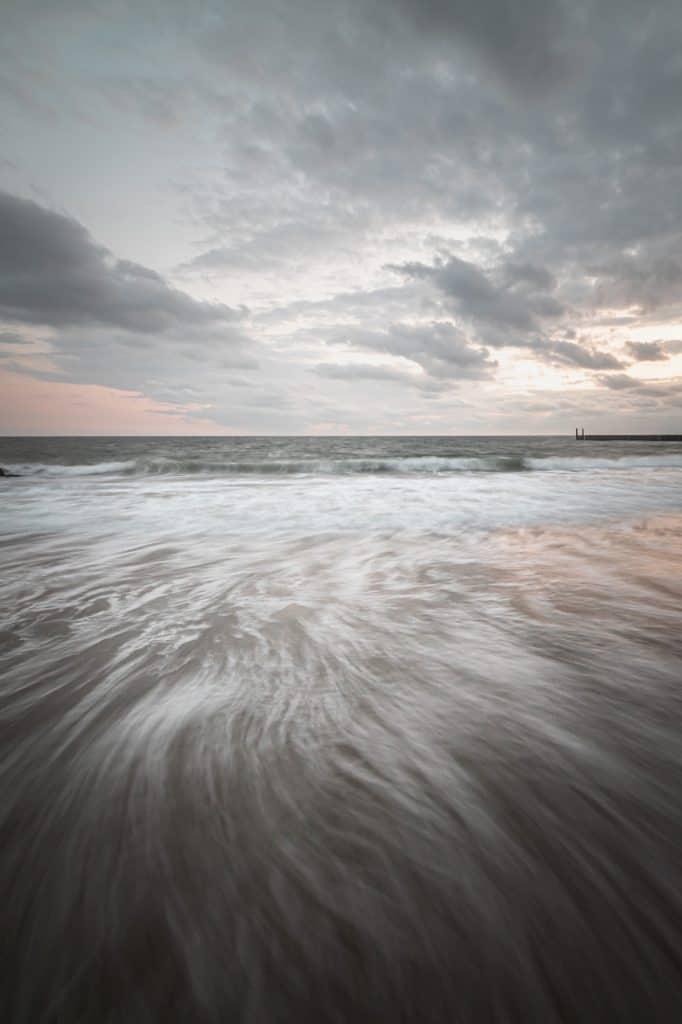 De Nederlandsee kust met 10mm Samyang objectief