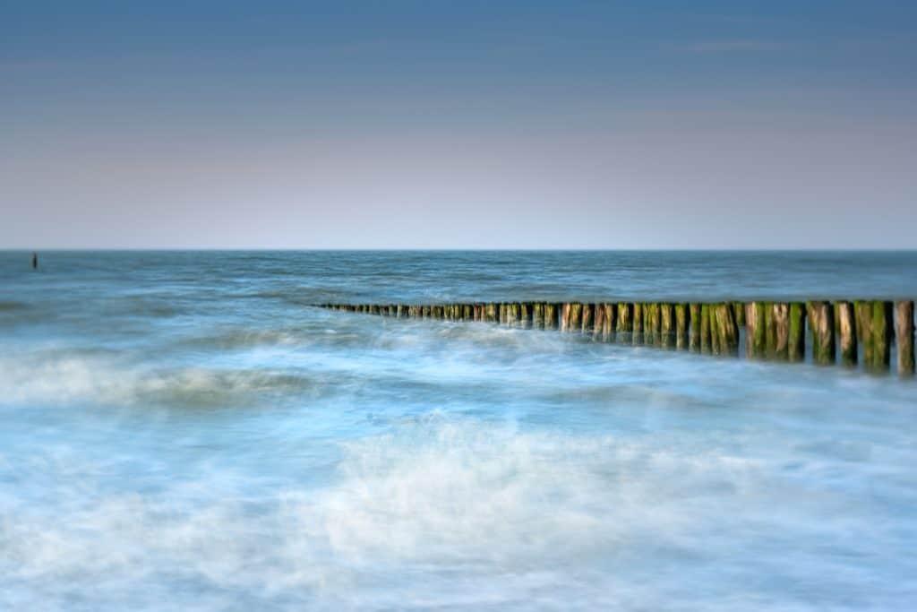 De Velvet 86 of 56 van Lensbaby doen het ook goed aan de kust