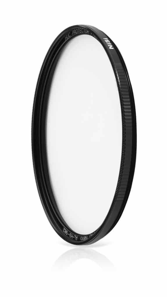 Het Nisi pro nano HUC protector clear filter