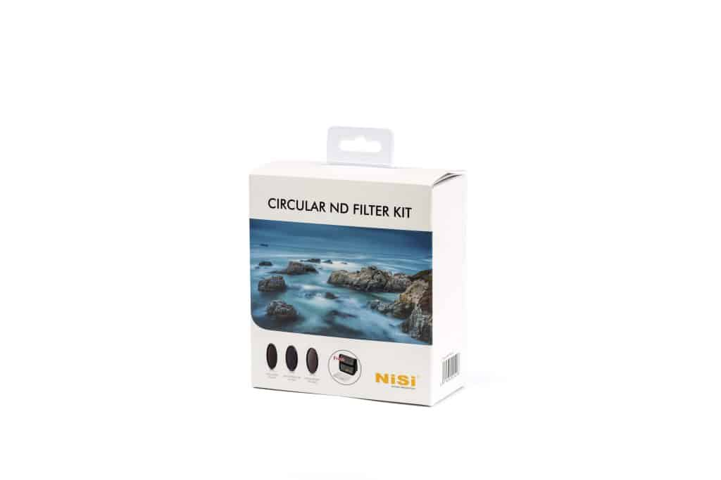 De NiSi circular ND filter kit
