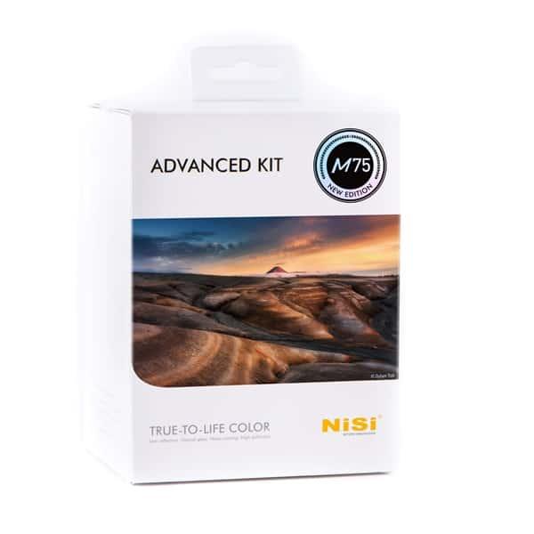 Verpakking van NiSi M75 advanced kit