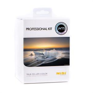 De Professional Kit van NiSi voor het M75 systeem