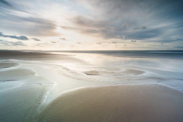Een foto gemaakt aan de Opalkust met het NIsi Landscape CPL polarisatiefilter