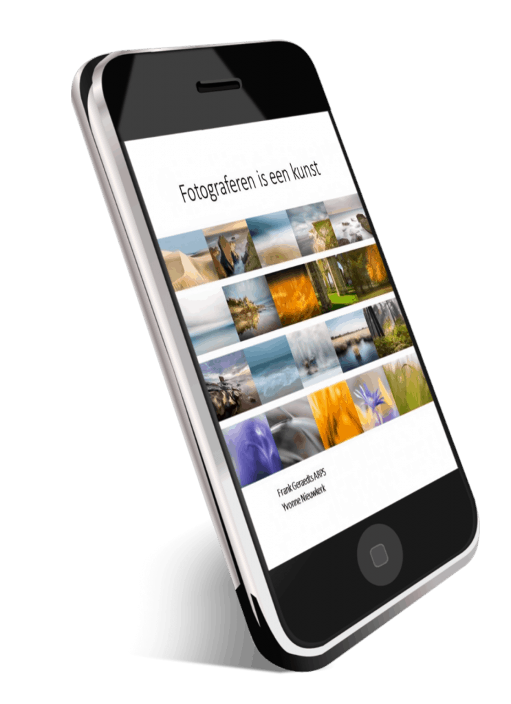 e-book natuurfotografie
