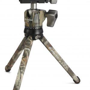 Mini Leostatief in Camouflage uitvoering