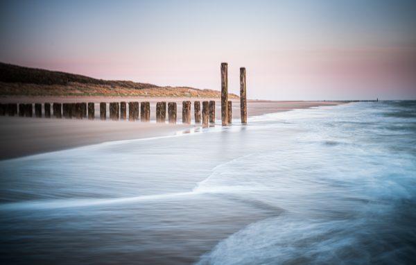Ook dit is kijk op kustfotografie, het vinden van je plaats in het landschap