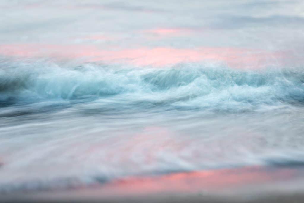 Een voorbeeld uit de masterclass fotograferen met lange sluitertijden