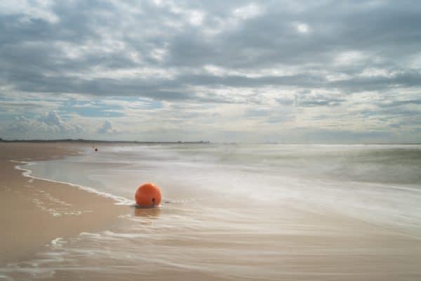 Een beeld uit de workshop kijk op kustfotografie