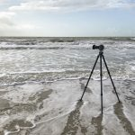 Statief voor lange sluitertijden in natuurfotografie