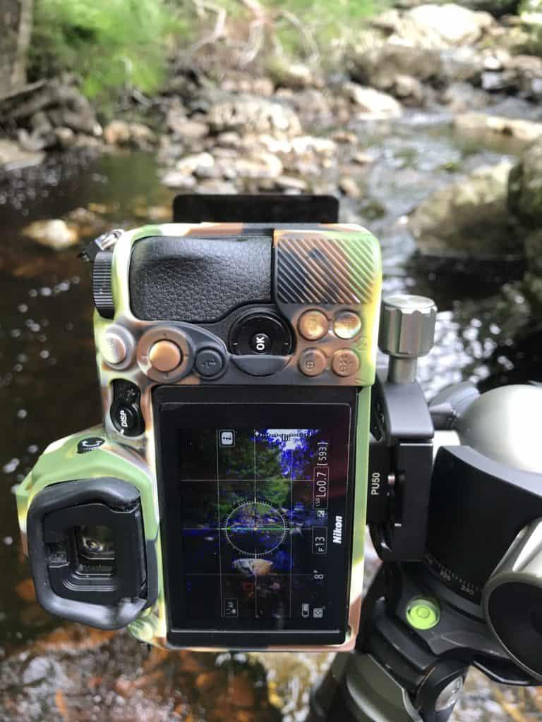 Een camera behoort tot de essentiële apparatuur voor natuurfotografie