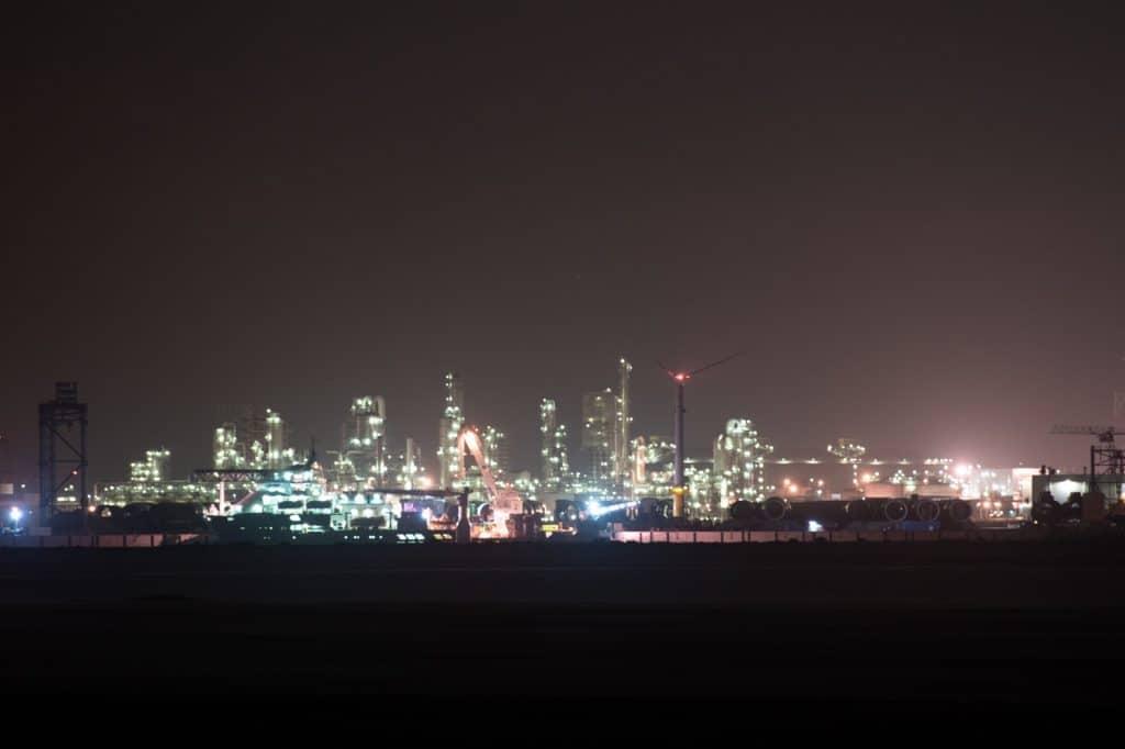 Deze foto is met het NiSi Natural Night gemaakt.
