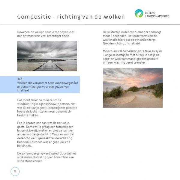 Uit het e-book 'Lange sluitertijden met filters': compositie